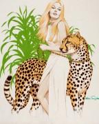 Красотка с гепардом - Сарноф, Артур