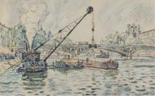 Порт Каррузель, 1927 - Синьяк, Поль