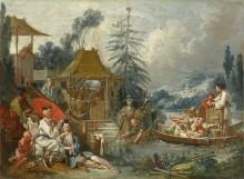 Китайская рыбалка - Буше, Франсуа