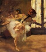 Танец - Дега, Эдгар