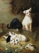 Дружелюбные создания - Труд, Уильям Генри Гамильтон