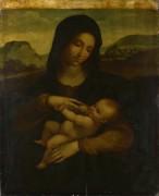 Богородица и дитя - Содом, Ил
