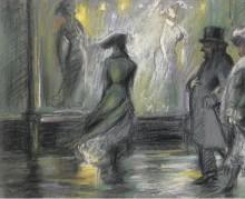 Витрина, 1903 - Шинн, Эверетт