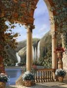 Водопад - Борелли, Гвидо (20 век)