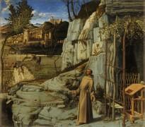 Экстаз святого Франциска -  Беллини, Джованни