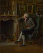 Портрет барона де Безанваля - Данлу, Анри Пьер