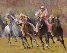 В погоне за призом - Борелли, Гвидо (20 век)