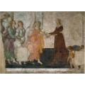 Венера и три грации делают подарки невесте - Боттичелли, Сандро