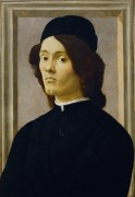 Портрет мужчины - Боттичелли, Сандро