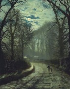 Приближение к дому - Гримшоу, Джон Аткинсон
