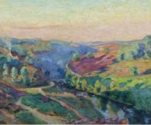 Долина в  Крез - Гийомен, Арманд