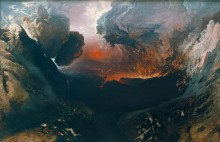 Великий день гнева Его - Мартин, Джон