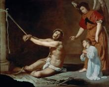 Страдания Христа, созерцаемые христианской душой - Веласкес, Диего