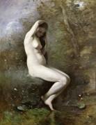 Купание Венеры - Коро, Жан-Батист Камиль