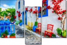 Красочная Греция - Сток