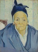 Пожилая женщина из Арля (An Old Woman of Arles), 1888 - Гог, Винсент ван