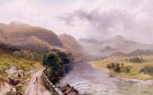Валлийская долина реки - Мандер, Уильям
