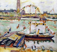 Порт Антверпена 2 - Брак, Жорж