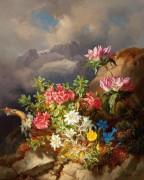Альпийские цветы - Лах, Андреас