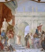 Великодушие Сципиона - Тьеполо, Джованни Баттиста