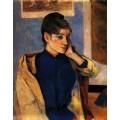 Мадлен Бернар, 1888 - Гоген, Поль