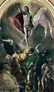 Воскресение Христа - Греко, Эль