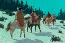 Экспедиция под лунным светом - Сарноф, Артур