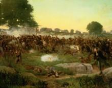 Битва при Геттисберге - Зогбаум, Руфус