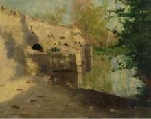 Старый мост - Твочтман, Джон Генри