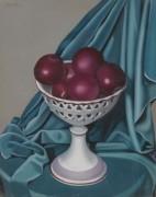 Ваза с яблоками - Лемпицка, Тамара