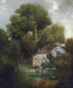 Шато Больё близ Лозанны - Курбе, Гюстав