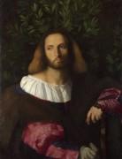 Портрет поэта - Пальма, Якопо Старший