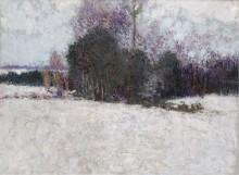 Снежный пейзаж - О'Коннор, Родерик