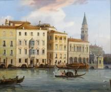 Большой канал в Венеции - Грубас, Карло
