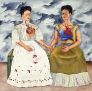 Две Фриды - Кало, Фрида