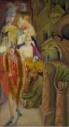 Метрополис (створка триптиха) - Дикс, Отто