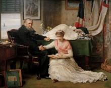 Семейный портрет - Милле, Джон Эверетт