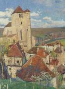 Деревня Сант-Сер-Лапопи - Мартен, Анри Жан Гийом