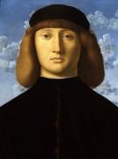 Портрет молодого человека - Катена, Винченцо