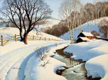 Зимний покров - Сарноф, Артур