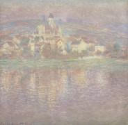 Вефейл на закате, 1901 - Моне, Клод