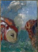 Анжелика, прикованная к скале - Редон, Одилон