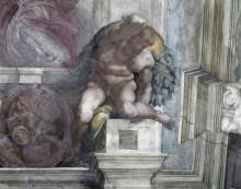 Иньюди - Микеланджело Буонарроти
