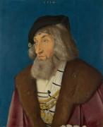 Портрет мужчины - Бальдунг, Ханс (Грин)