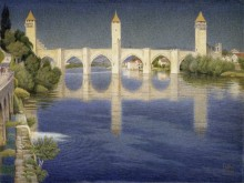 Мост Валантре, Каор - Саутолл, Джозеф Эдвард