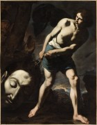 Давид с головой Голиафа - Ваккаро, Андреа