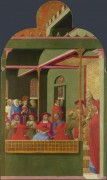 Святой Франциск перед Папой Гонорием III - Сассетта, Стефано ди Джованни