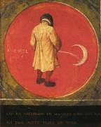 Двенадцать фламандских пословиц, деталь - Брейгель, Питер (Старший)