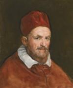 Портрет папы Иннокентия X - Гойя, Франсиско Хосе де