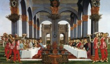 История Настаджо дельи Онести IV - Боттичелли, Сандро